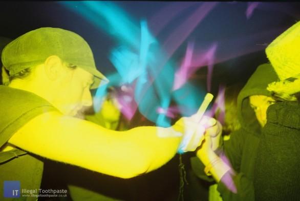 Glow Stick Duel