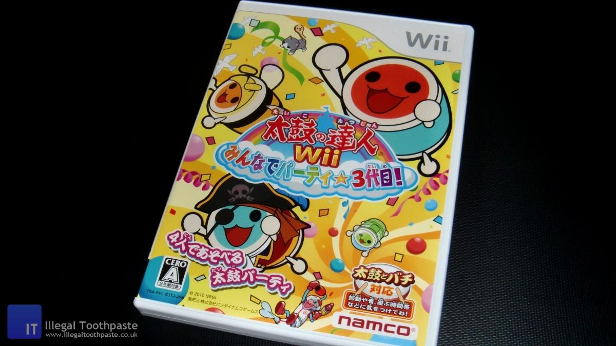 Taiko Drum Master Wii 3