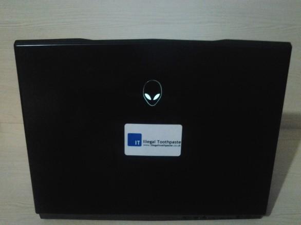 Alienware M11x Lid