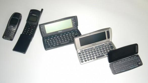 Nokia 6310i - Nokia 8110 - Nokia 9110i - Nokia 9210 - Nokia 9300i